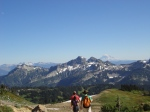 Mt. Rainier hike