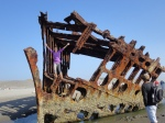 Peter Iredale shipwreck 1906