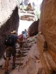 Zion hike