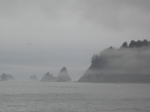 Rialto Beach sea stacks