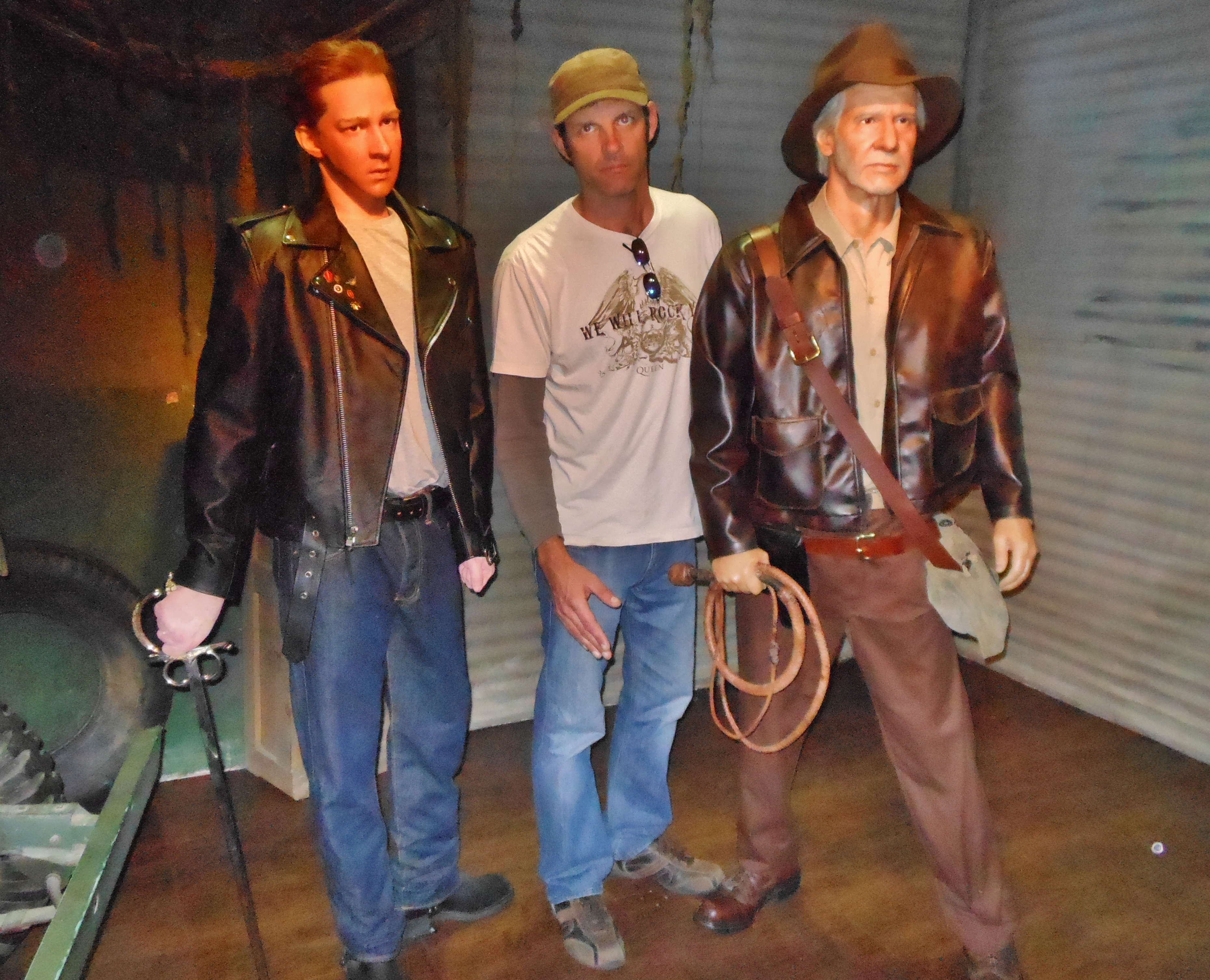 Hollywood wax museum – rain4river