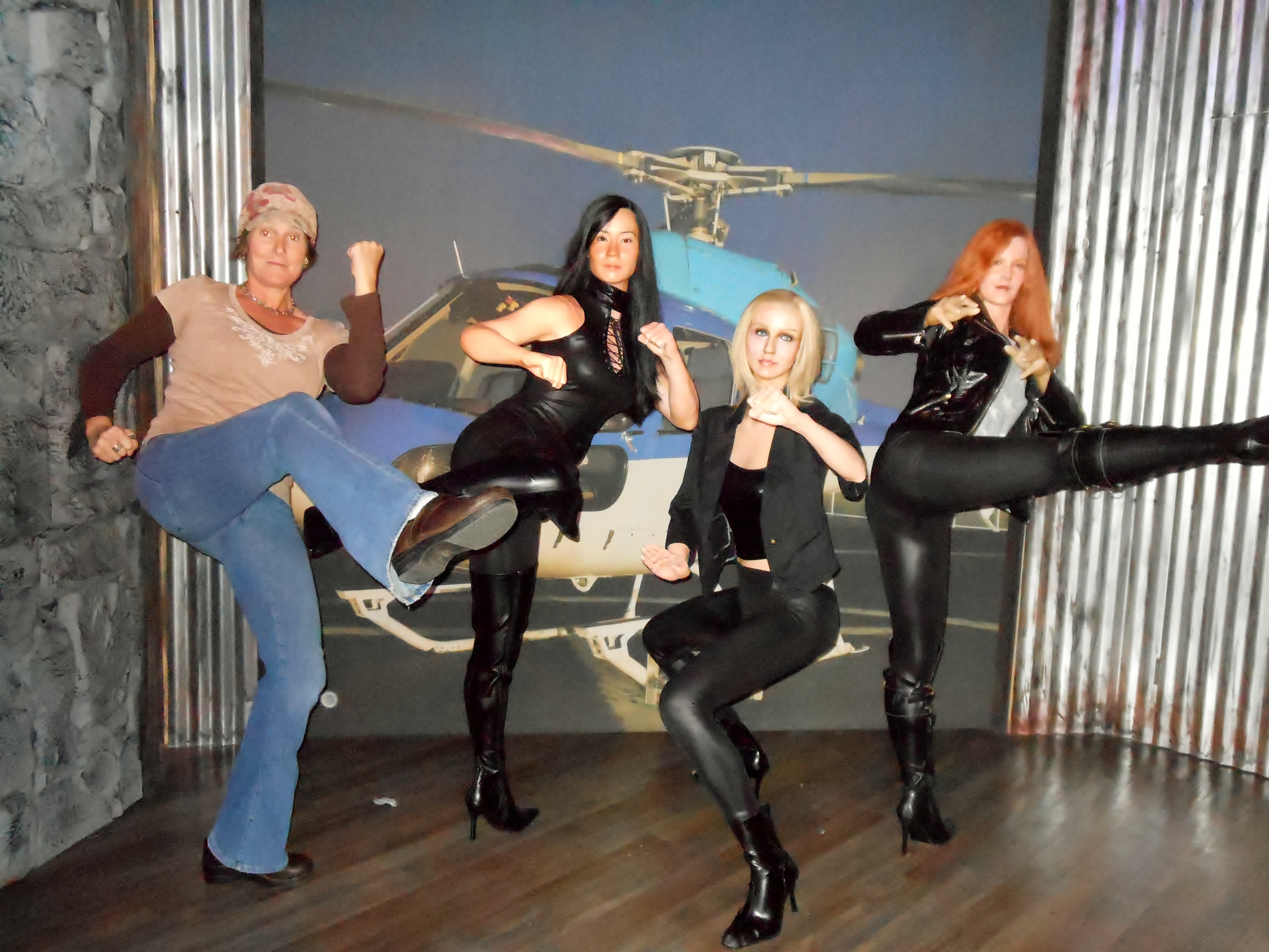Hollywood Wax Museum F...