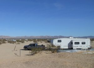 Slab City living
