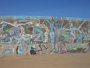 Slab City Art